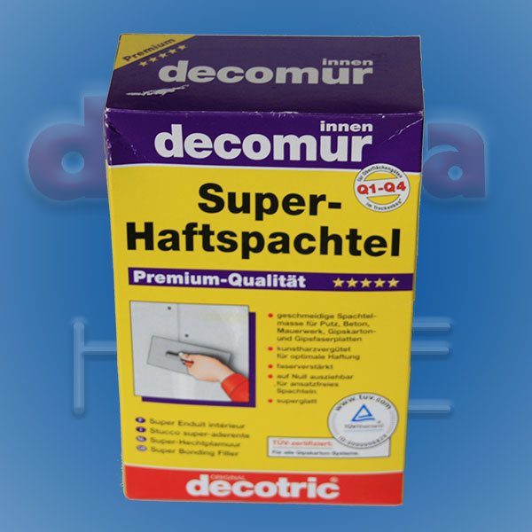 decomur Super-Haftspachtel 1kg