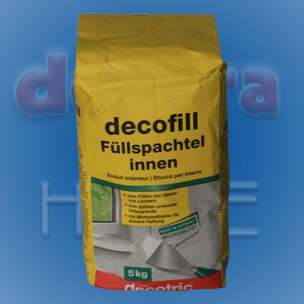 decofill Füllspachtel innen 5kg