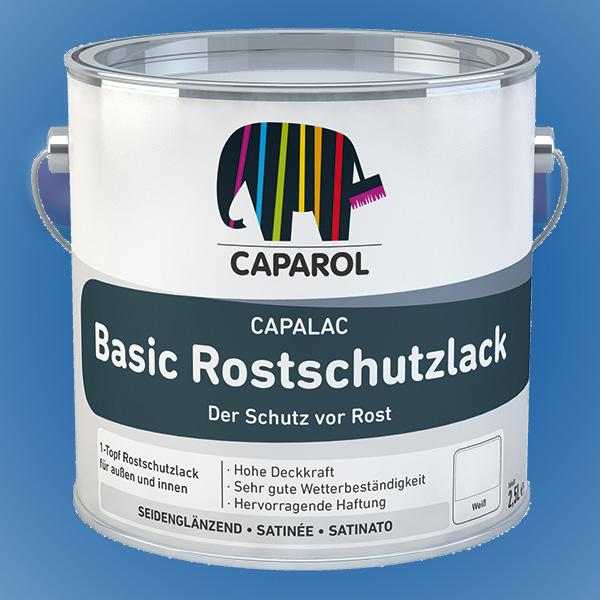 CAPAROL Capalac Basic Rostschutzlack - 750ml weiß (Abbildung ähnlich)
