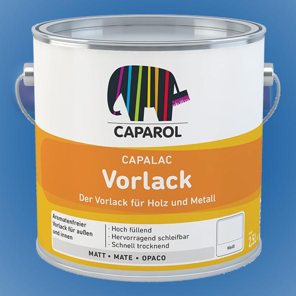 CAPAROL Capalac Vorlack - 2,50 Liter weiß (Abbildung ähnlich)