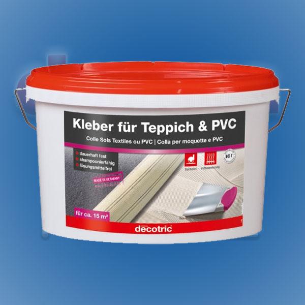 Kleber für Teppich und PVC 3kg