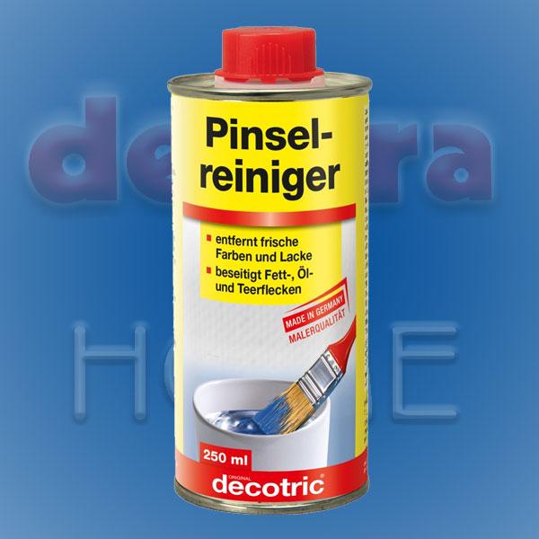 decotric Pinselreiniger 250ml
