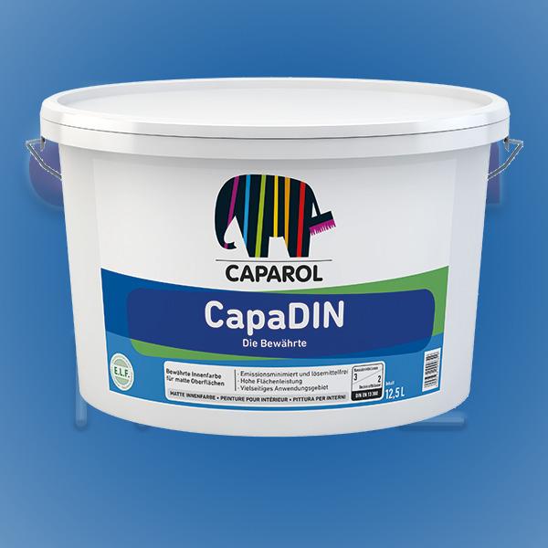 CAPAROL CapaDIN - 12,5 Liter weiß (Abbildung ähnlich)