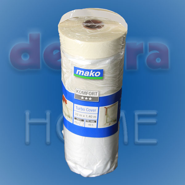 Turbo Cover-Abdeckfolie 1400 mm x 33 m