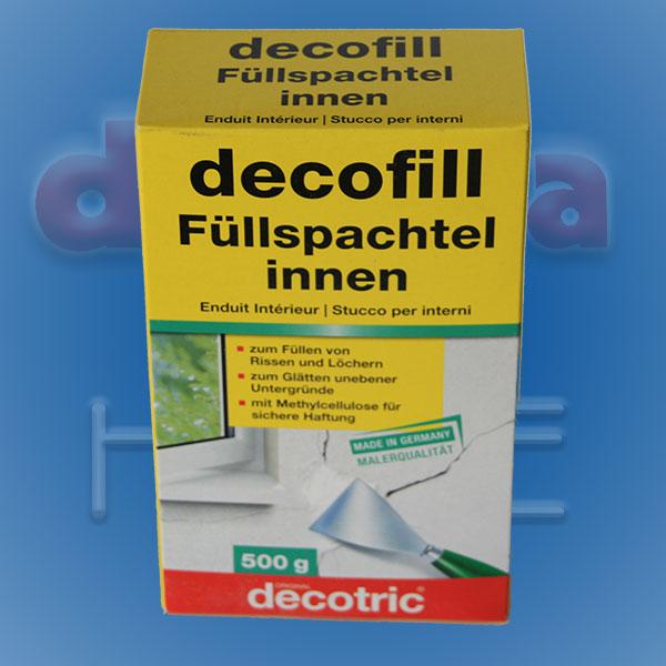 decofill Füllspachtel innen 500g