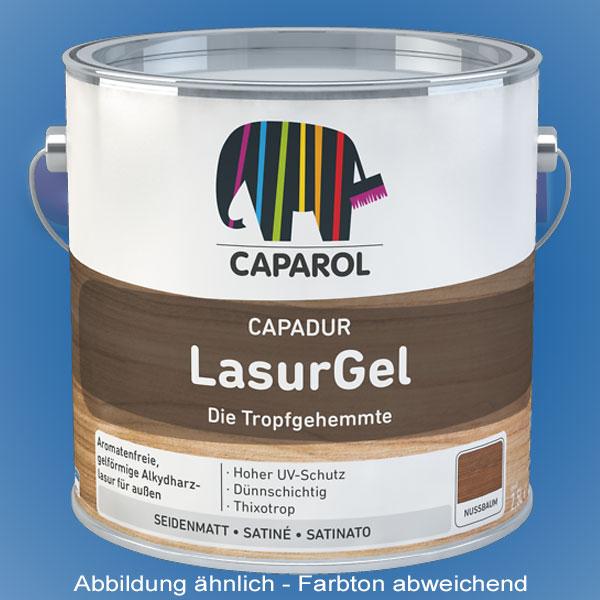 CAPAROL Capadur Lasurgel - 750ml Ebenholz (Abbildung ähnlich)