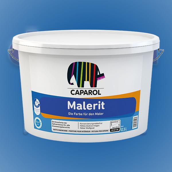 CAPAROL Malerit - 12,5 Liter weiß (Abbildung ähnlich)