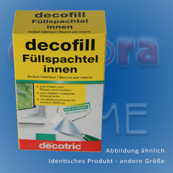 decofill Füllspachtel innen 1kg