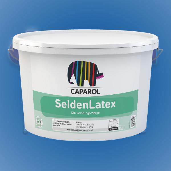 CAPAROL SeidenLatex - 12,5 Liter weiß (Abbildung ähnlich)