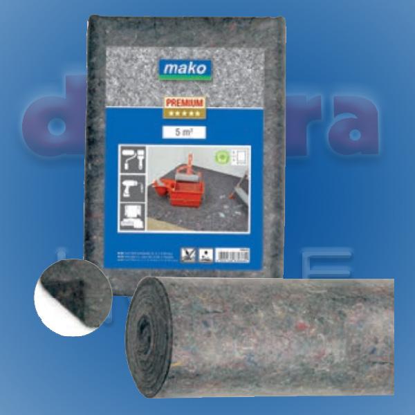 Premium Maler-Abdeck-Vlies 1m x 10m Rolle