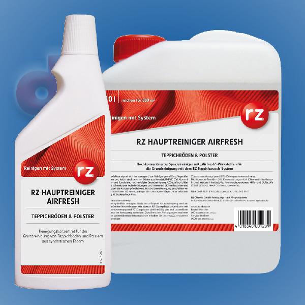 RZ Hauptreiniger Textil (Airfresh) 800ml